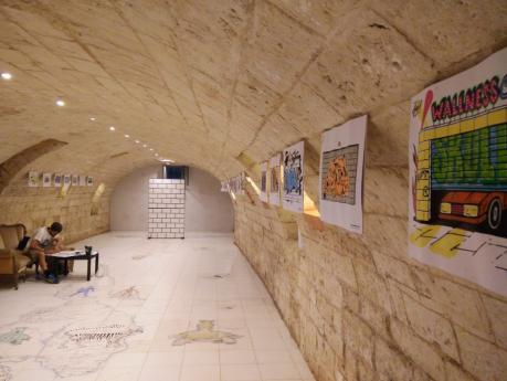 Sketch show e vernissage - street art in mostra