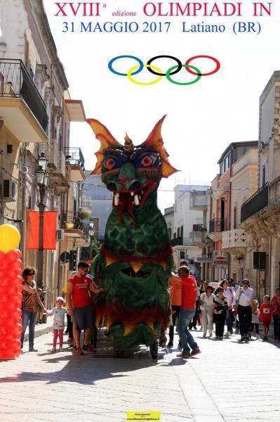 Olimpiadi in