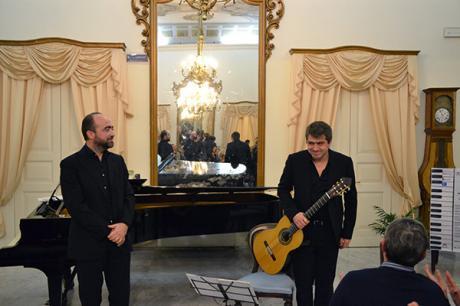 ESPAÑA - Duo Lucini,Chitarra - Falloni, Pianoforte