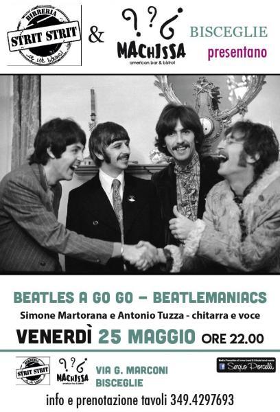 Beatles a Go Go - I BeatleManiacs a Bisceglie