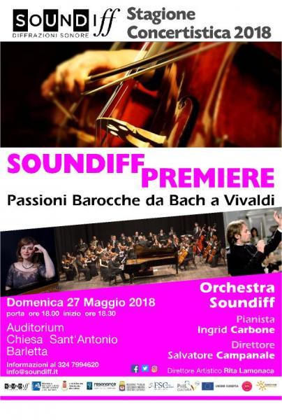 Soundiff Premiere - Passioni Barocche da Bach a Vivaldi