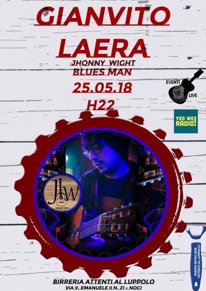 Gianvito Laera | LIVE in Birreria