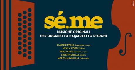 Claudio Prima & Progetto Sé.Me