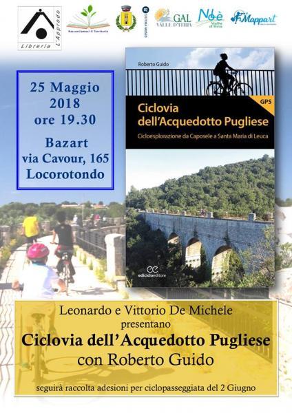Ciclovia dell'Acquedotto pugliese - La Guida