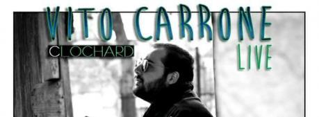 Vito Carrona live alla Locanda