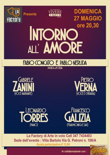 Intorno all'amore