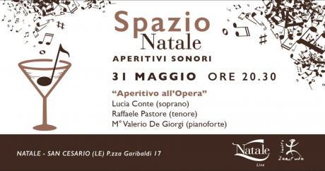 """APERITIVI SONORI - """"Aperitivo all'Opera"""""""