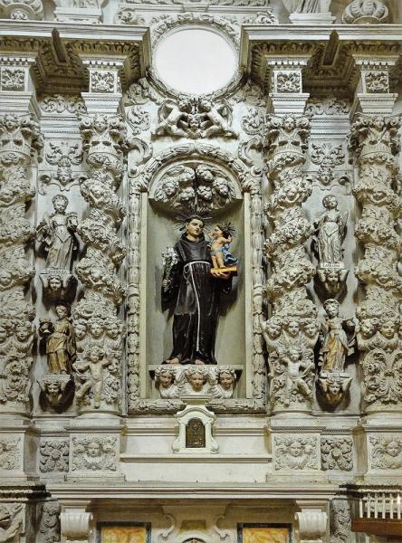 Processione di Sant'Antonio di Padova a cura della confraternita omonima