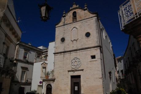 Ricorrenza di San Giovanni Battista presso l'omonima chiesetta, a cura della confraternita