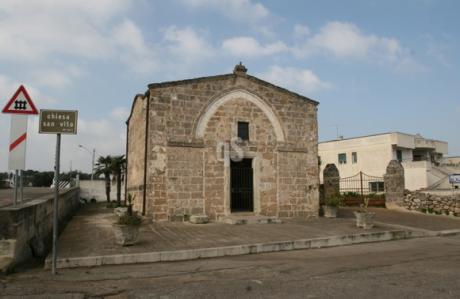 Ricorrenza di San Vito presso l'antica cappella medievale