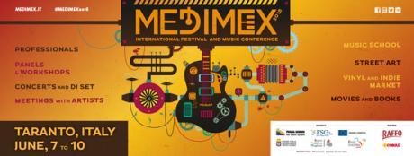Medimex 2018 - International Festival & Music Conference