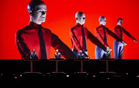 Medimex 2018 - Kraftwerk in concerto