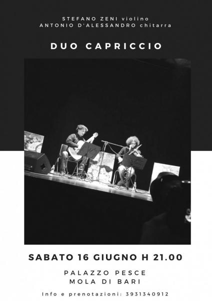 """La Muerte del Àngel"" – Duo CapRiccio"