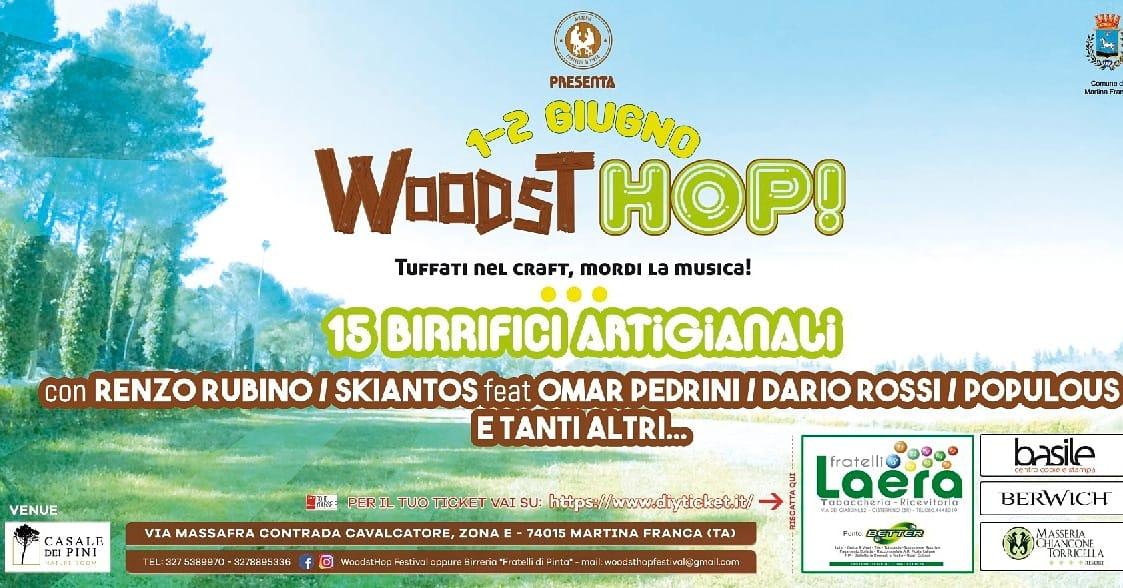 WoodsTHOP Festival