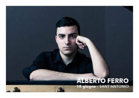 Alberto Ferro - Pianoforte