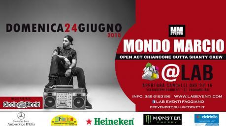 Mondo Marcio live DJ Set