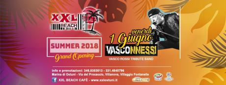 Grand Opening 2018 Vasconnessi at XXL Beach Cafe