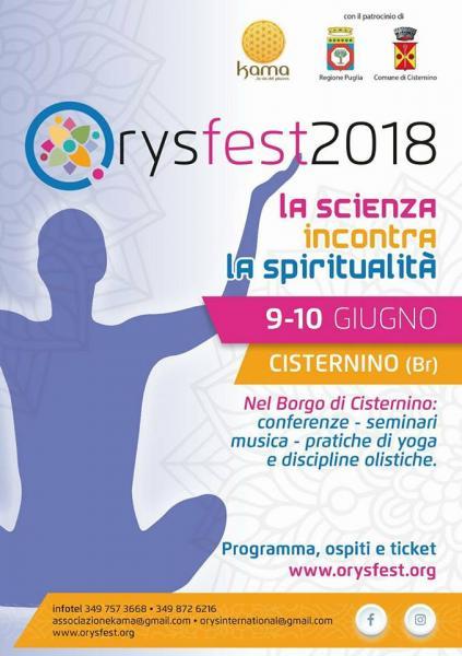 ORYS FEST 2018