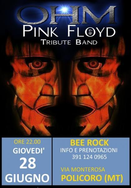 OHM PINK FLOYD LIVE - POLICORO (MT) - BEEROCK