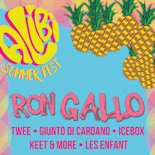 Alibi Summer Fest.: Ron Gallo - Twee - Keet and More