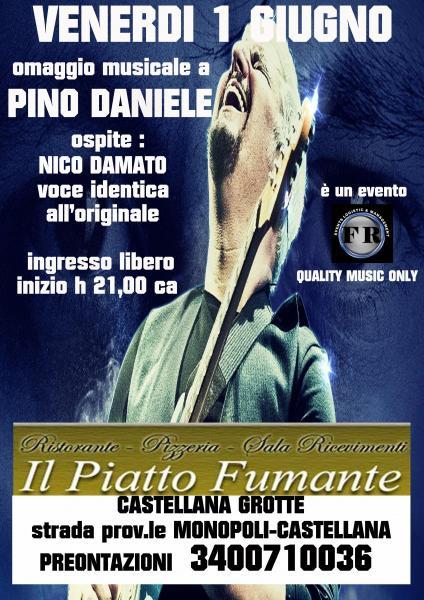 Pino Daniele Omaggio Musicale