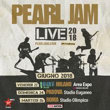 Pearl Jam  in concerto