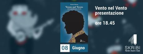 """Presentazione del libro """"Vento nel vento. Dieci anni di Lucio e Giulio"""""""