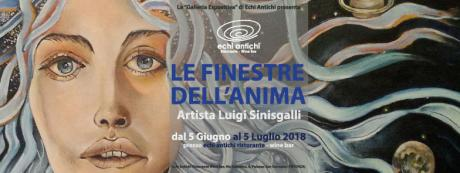 Le Finestre dell'Anima - A cura di Luigi Sinisgalli