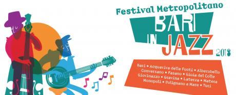 XIV Edizione del Festival Metropolitano BARI IN JAZZ - TRICIA EVY
