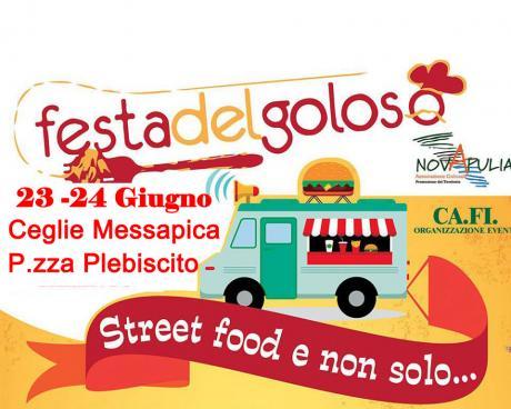 Festa del Goloso ...street Food e Non Solo