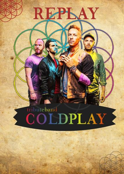 REPLAY COLDPLAY TRIBUTE BAND