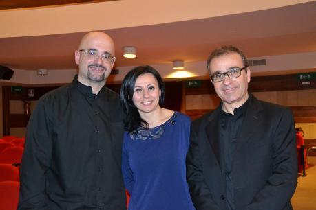 ArmoniEnsemble Guitar TRIO - Cinema all'Opera