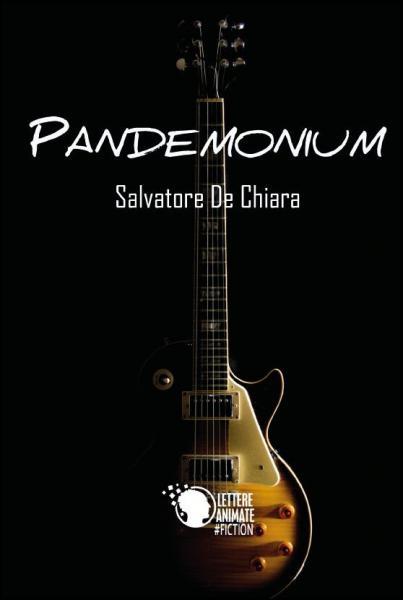 Presentazione del romanzo PANDEMONIUM al MONDADORI BOOKSTORE (PIAZZA VANVITELLI) a NAPOLI il 22 GIUGNO 2018