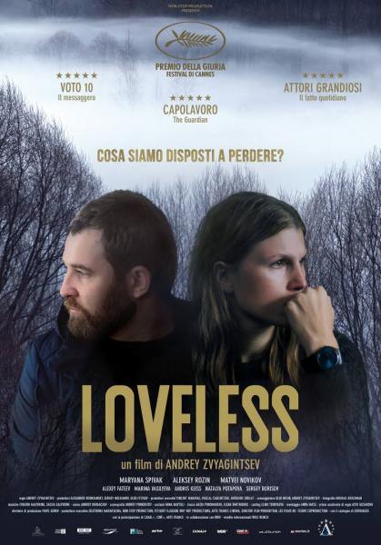 CinemaMondo: LOVELESS, di ANDREJ ZVYAGINTSEV (Russia, Francia) 2017