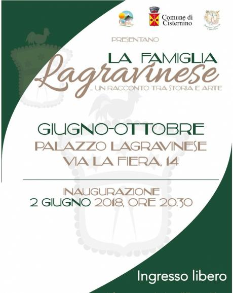 "Mostra nel Palazzo ""Lagravinese"""