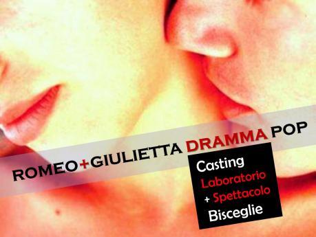 Romeo e Giulietta, casting per un nuovo laboratorio di teatro e canto a Bisceglie