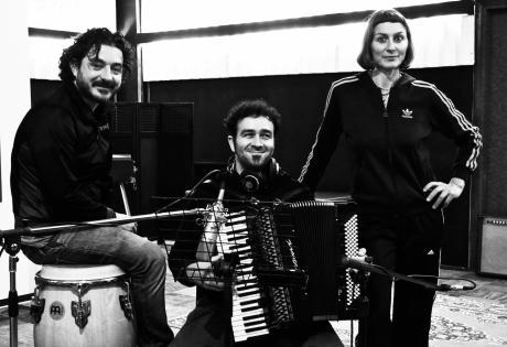 "NOTTI D'ESTATE ""Stefania Dipierro Paz Trio"""