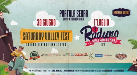 Saturday Valley fest
