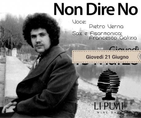 Non dire No......ai grandi successi di Lucio Battisti