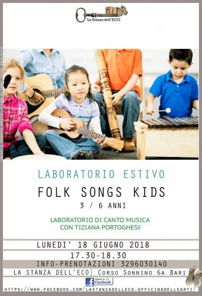 Folk songs kids