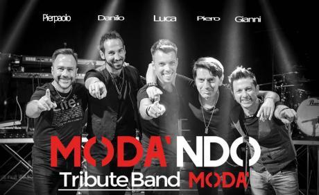 Modàndo (Tribute Band Modà) Live at Bisceglie