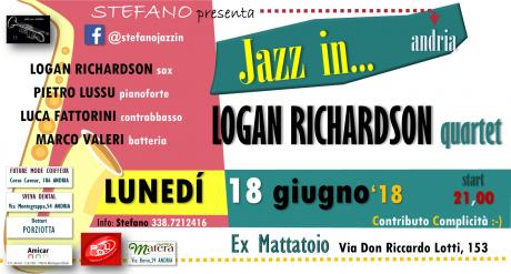 Logan Richardson Quartet