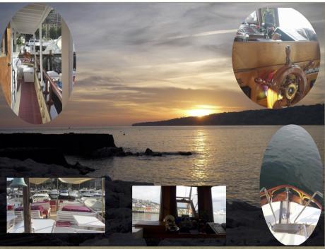 APERICENA ON THE SEA NEL GOLFO DI NAPOLI