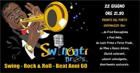 Swingati Bros. At Fronte del Porto