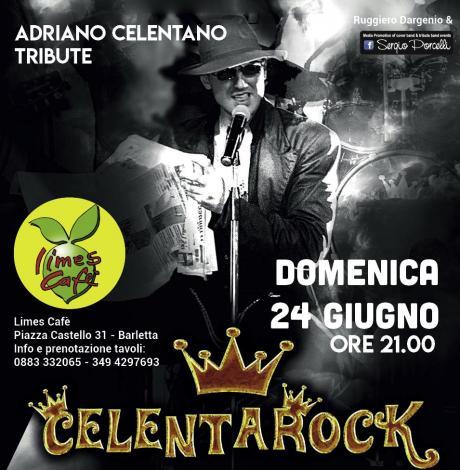 Celentarock - Tribute Band Celentano a Barletta
