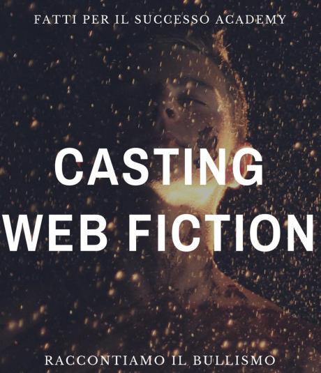 Casting a Toritto per la web fiction contro il bullismo