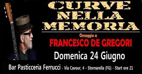 Omaggio a Francesco De Gregori