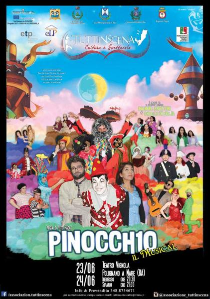 """""""PINOCCHIO IL MUSICAL"""""""