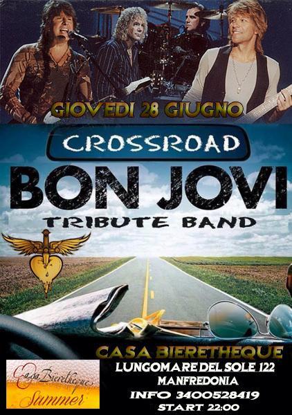 CrossroadBonJoviTribute@Live
