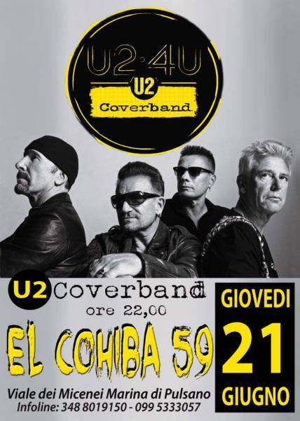 U2-4U live @ El Cohiba 59